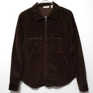90s vintage Limited chinos zip up corduroy jacket